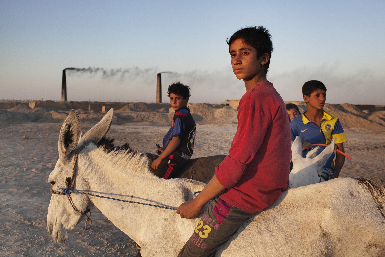 Na moje oči: Zgodbe iz Iraka
