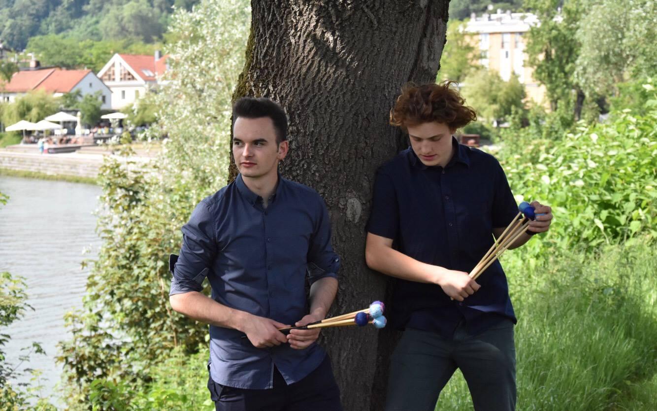 Mladi virtuozi: Duo Vita & Žan in Dendrocopos duo @Viteška dvorana Križank, 28. 3. 2019