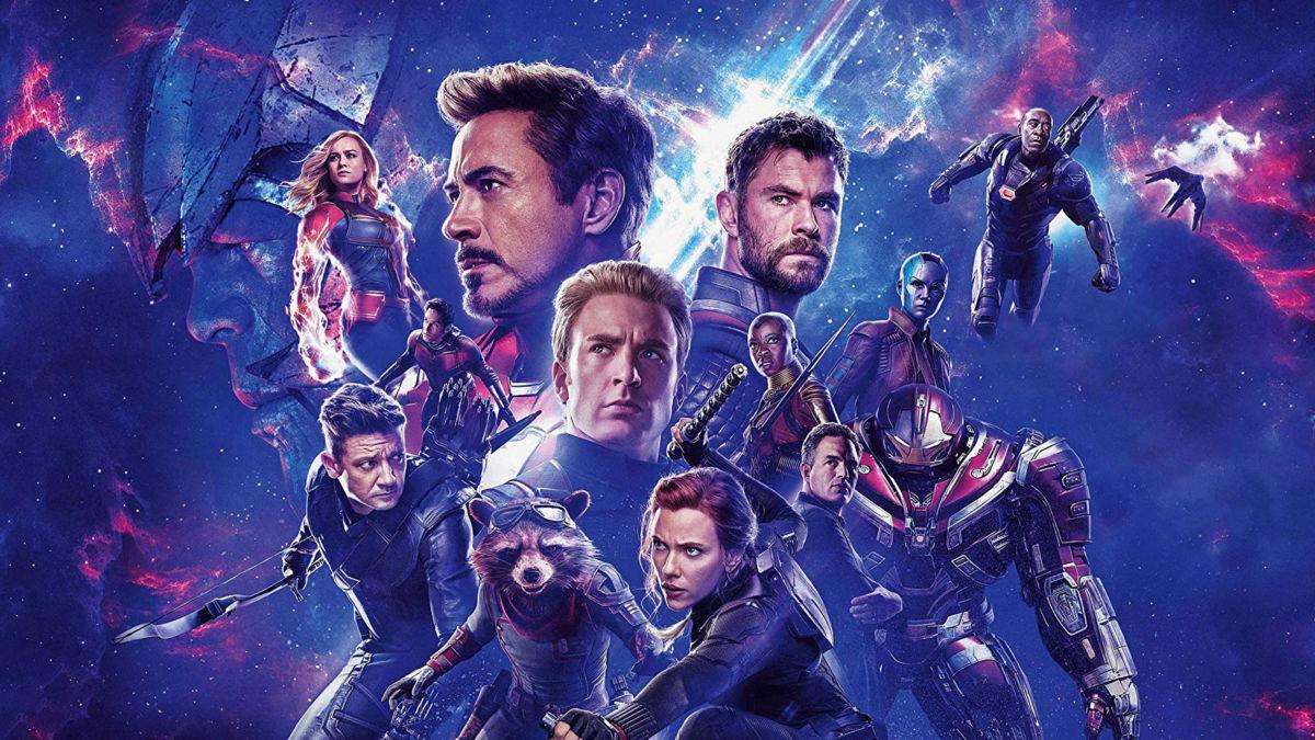Maščevalci: Zaključek (Avengers: Endgame)