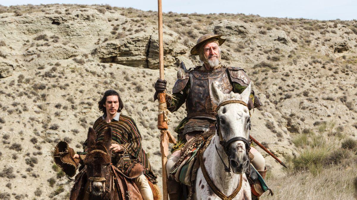 Mož, ki je ubil Don Kihota (The Man Who Killed Don Quixote)