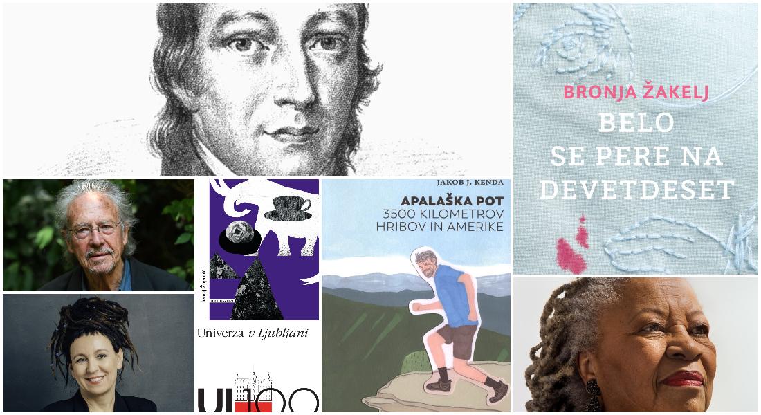 Pregled leta 2019: Literatura