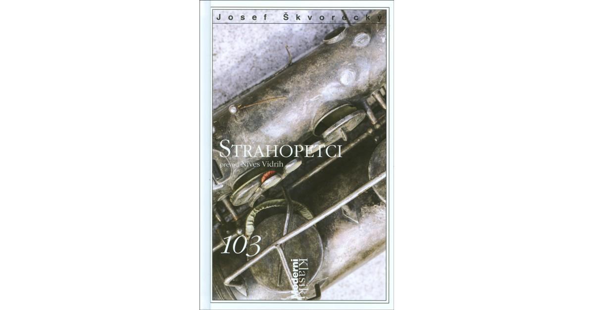 Josef Škvorecký: Strahopetci (Cankarjeva založba, 2018)