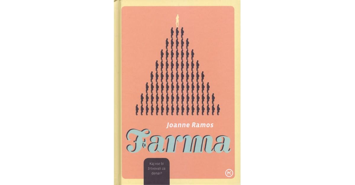Joanne Ramos: Farma (Mladinska knjiga, 2019)