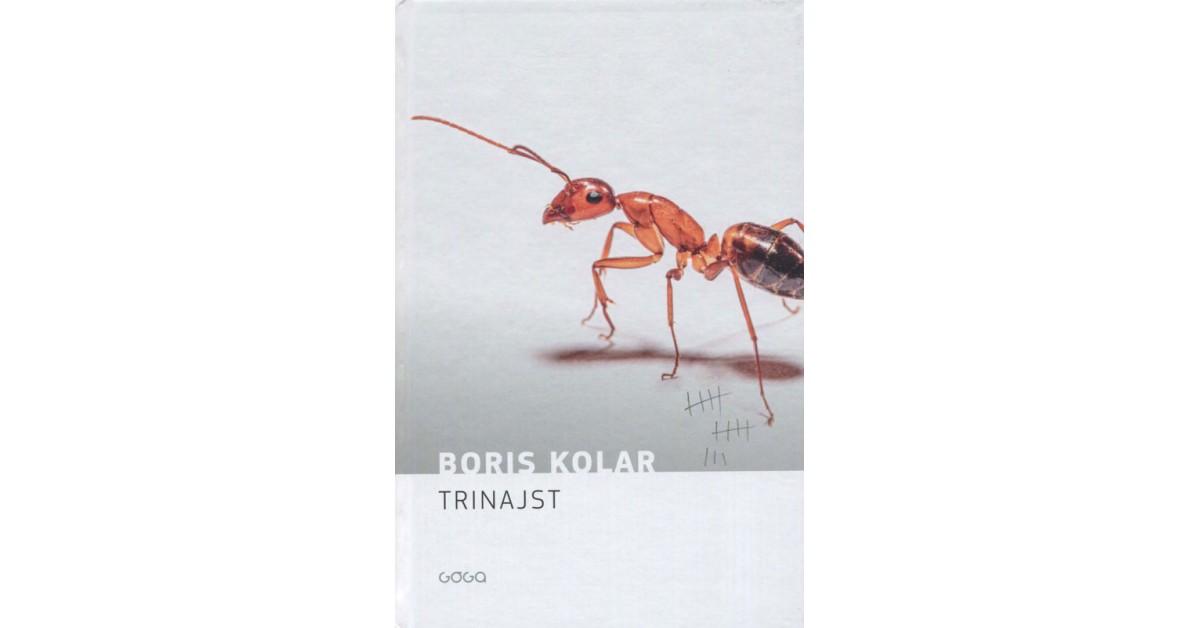 Boris Kolar: Trinajst (Goga, 2020)