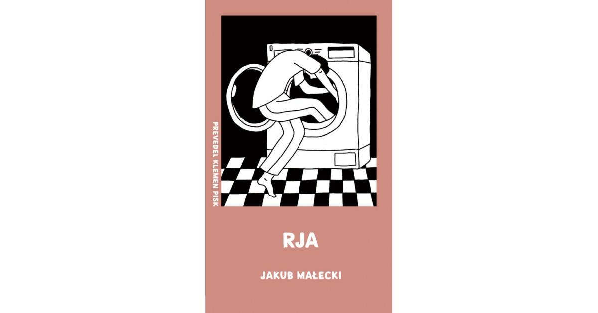 Jakub Malecki: Rja (KUD Sodobnost International, 2020)