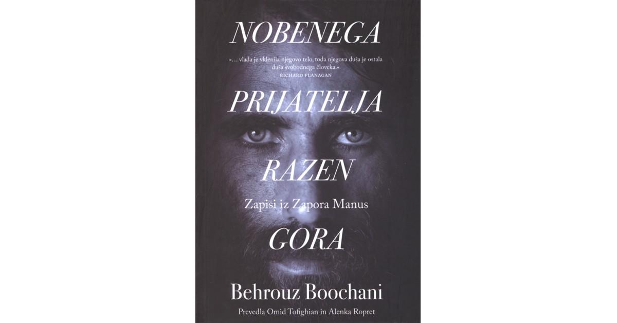 Behrouz Boochani: Nobenega prijatelja razen gora (Sanje, 2021)