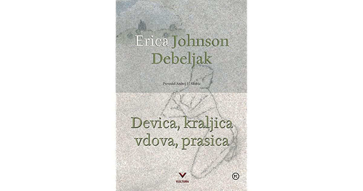 Erica Johnson Debeljak: Devica, kraljica, vdova, prasica (Mladinska knjiga, 2021)